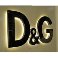 Wholesale LED backlit channel letter from china suppliers
