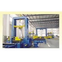 Wholesale Horizontal Assembling Machine of H Beam Welding Production Line from china suppliers