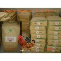 Wholesale Brown Compound Feed Enzymes In Poultry Nutrition Prevent Diarrhea Szym-nutriPO from china suppliers