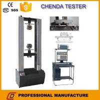 Buy cheap WDW-100 Electronic universal testing machine for medical bone surgical implants static test from wholesalers