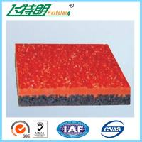 Wholesale 13MM Rubber Running Track system  for  Outdoor Athletics Track from china suppliers