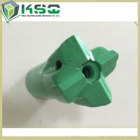 Wholesale Tungsten Carbide High Speed Drill Bits 38mm H25 R28 Threaded Steel from china suppliers