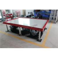 Wholesale CE Certificated Mechanical Shaker Table for Paylaod 2000kg Package Test from china suppliers