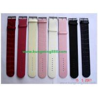 Wholesale Leather Bracelets,Leather Wristbands,1 DIY Wristbands from china suppliers