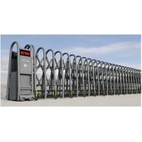 Wholesale Intelligent Wireless Motorized Collapsible Metal Auto Retractable Gates IP 44 from china suppliers