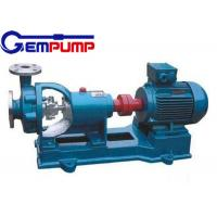 China IHG vertical pipe chemical centrifugal pump  for electricity / Papermaking pump on sale