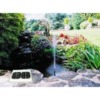 Buy cheap solar fountain from wholesalers