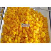 Wholesale Healthy canned yellow peach slices in light syrup / Peeled halves yellow peach from china suppliers