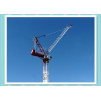 Wholesale Internal Climbing Luffing Tower Crane Lifting Capacity 12 Ton 60m from china suppliers