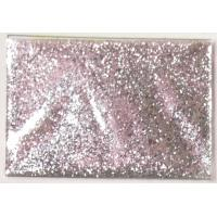 Wholesale PET silver color hexagon glitter pigment for cosmetic products and christmas gift from china suppliers