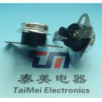 China Bimetal Low Temperature Thermostat For Refrigerator Thermal Controlled Switch Electric on sale