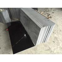 Wholesale G684 Fuding Black exterior interior black granite step / granite stone slabs from china suppliers