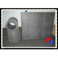 Quality Board / Cylinder Rigid Graphite Felt PAN Based Fireproof For Polycrystalline Ingot Furnace for sale
