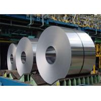 Buy cheap Hot Dipped Automotive Steel Sheet / Strips Steel Coil 0.3-2.5 mm ISO Listed from wholesalers