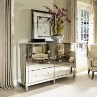 Wholesale mirrored bedroom chest dresser from china suppliers