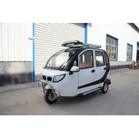Buy cheap 60V800W/1000W Motor Electric Passenger Car With Three Wheels , Electric Powered Vehicles from wholesalers