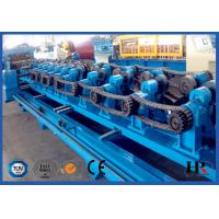 Wholesale Hot Dip Galvanized Steel​ Changeable Purlin Forming Machine C / Z Series from china suppliers