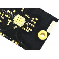 Wholesale Fr4 High TG 170 Rigid PCB Board Prototype With 2U Gold Plating Surface Finish from china suppliers