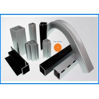 Wholesale Sinpower 6063-T5 Extruded Aluminum Square Tubing from china suppliers