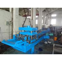 Wholesale High Speed Cable Tray Roll Forming Machine with 16 Roll Forming Stations from china suppliers