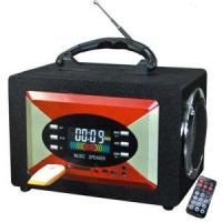 Wholesale Band Flash Colored Display Mini Speaker for USB Disk (UK-R19) from china suppliers