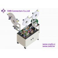 Wholesale FFC 31 Pin Automatic Connector Assembly Machine Reasonable Mechanical Structure from china suppliers