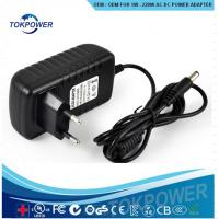Wholesale Digital Power Adapter 12V 1A 12W UK Plug Wall Wart Power Supply 50HZ - 60HZ from china suppliers