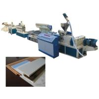 Wholesale YF240 WPC profile extrusion line from china suppliers