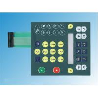 Wholesale PC Waterproof Embossed Flexible Tactile Membrane Switch For Computer Keyboard from china suppliers