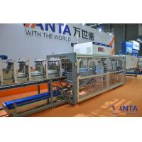 Wholesale Shrink Wrapping Machine Auto Tray Folding , Auto Sshrink Wrapper 35 Packs Per Min from china suppliers