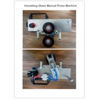 Manual Double Glazed Glass Press Machine