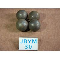 Wholesale Long Working Life forged steel grinding balls , Unbreakable steel balls for ball mill from china suppliers