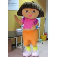 Wholesale Dora the explorer cartoon character mascot costumes with lovely and funny images from china suppliers