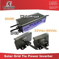 Wholesale China 260W Waterproof Grid Tie Inverter/Solar power inverter from china suppliers