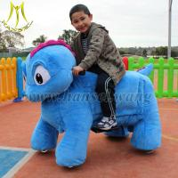 Wholesale Hansel fast profits coin operated battery operated ride animals from china suppliers