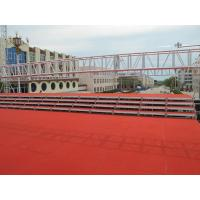 Wholesale Stage Performance Adjustable Stage Risers Aluminum Collapsible Easy Assembly from china suppliers
