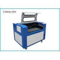 Wholesale 6090 100w Laser Engraver Cutter Machine With RD Control System HIVIN Square Rails from china suppliers