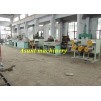 Quality PP PET Bristle Hollow Plastic Extrusion Equipment For Making Paint Brush for sale