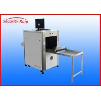 Wholesale Airport Security X Ray Equipment / X Ray Baggage Scanner XST-5030 0.2m/S from china suppliers