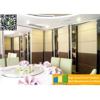 Quality Aluminium Wall Divider Panels Decorative Wall Partition Temporary Room Dividers for sale