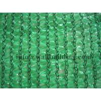 Wholesale Green flat wire plastic shade netting from china suppliers