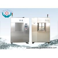 Wholesale Animal Cages BSL3 Veterinary Autoclave With Safety Relief Valve And Alarms from china suppliers