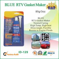 Wholesale Fast Acetic Cure High Temp Blue Gasket Maker For Automotive Clean Rust , Oil from china suppliers
