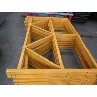Buy cheap 2M Aluminum Suspended Working Platform Cradle Electial Control System from wholesalers