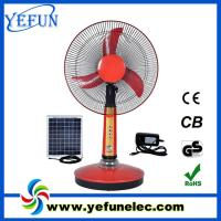Wholesale Solar DC Fan YF-16E from china suppliers