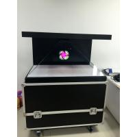 "Quality Pyramid 3D Holographic Display LCD Screen 42"" For Items Selection for sale"