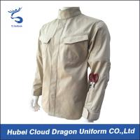 Wholesale Security Guard / Police Military Tactical Jackets For Outside Training from china suppliers