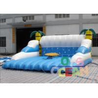 Wholesale 5x5m Coconut Inflatable Mechanical Surfboard Party CE Certified from china suppliers