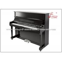 Wholesale Acoustic Silent Keyboard 88 Keys Upright Piano Musical Instrument Black Polished from china suppliers
