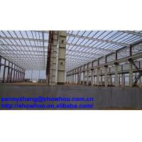 Buy cheap Fabricated Structural Steel Warehouse-Prefabricated Steel Warehouse from wholesalers